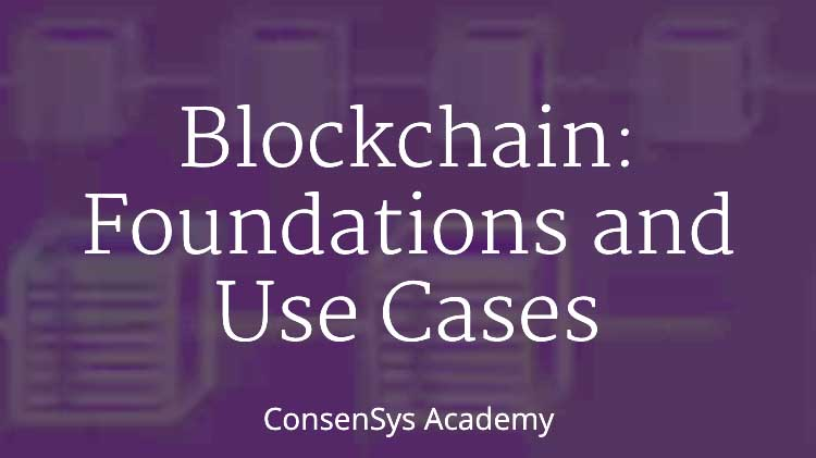 blockchain foundations