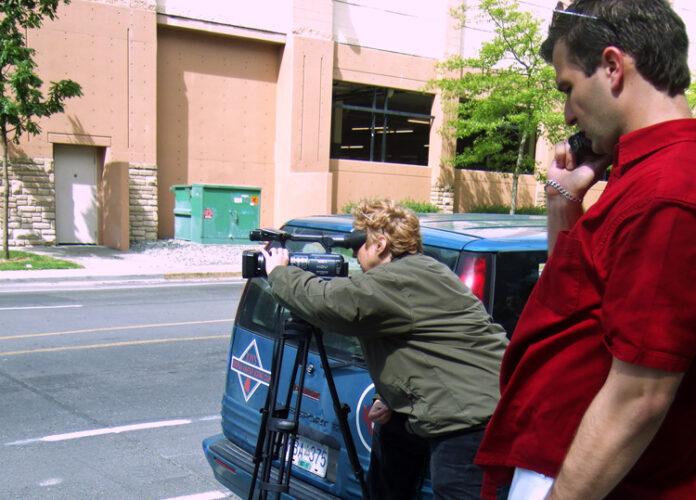 Heather - B Cam Motorcycle Fight Scene