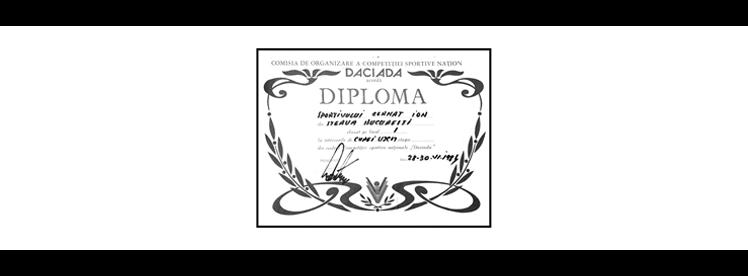 Ion C - Diploma Eleven