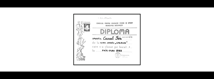 Ion C - Diploma Five