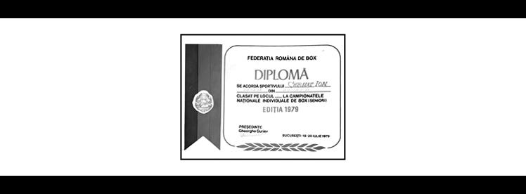 Ion C - Diploma Twelve