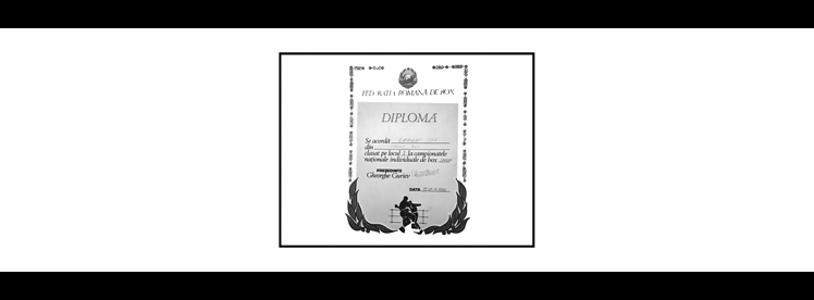 Ion C - Diploma Two