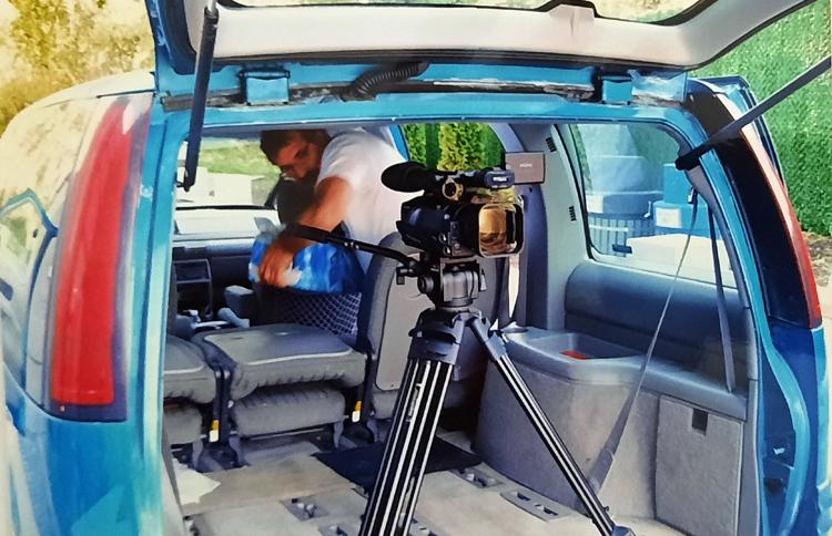 Ion - Camera Van