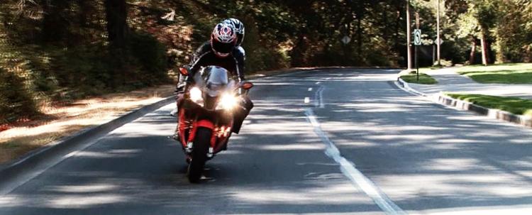 motorcycle race dreams